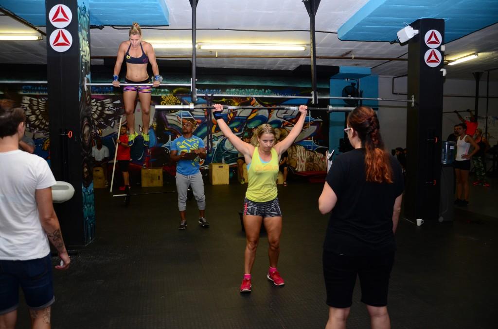 2016 CrossFit Open